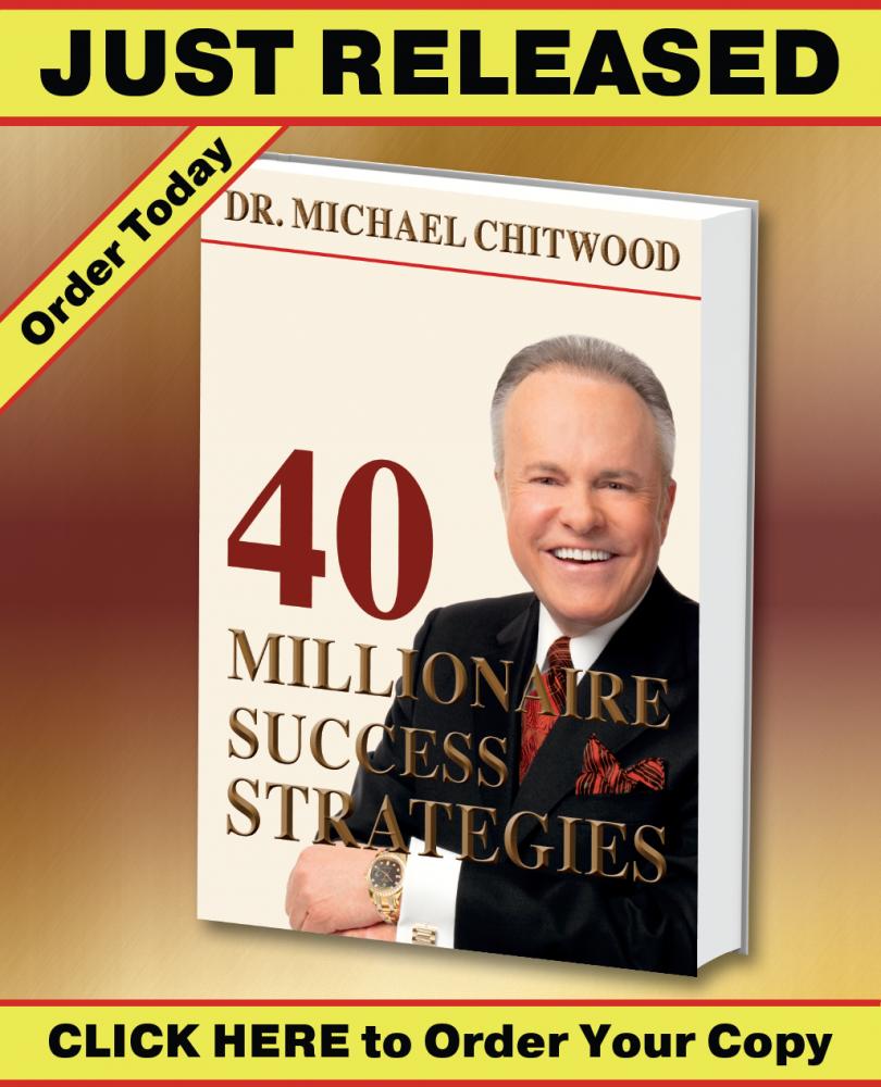 40 Millionaire Success Strategies book.