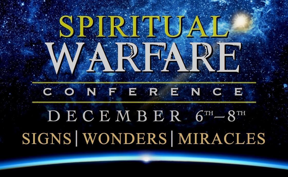 Spiritual Warfare Conference Information.