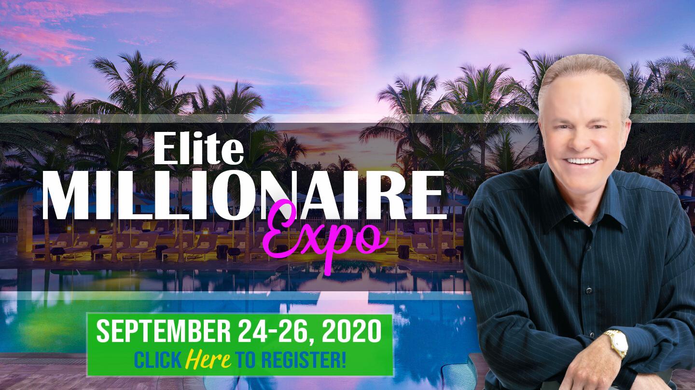 Elite Millionaire Expo Header